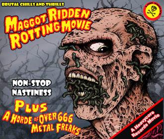 Low Twelve - Maggot Ridden Rotting Movie