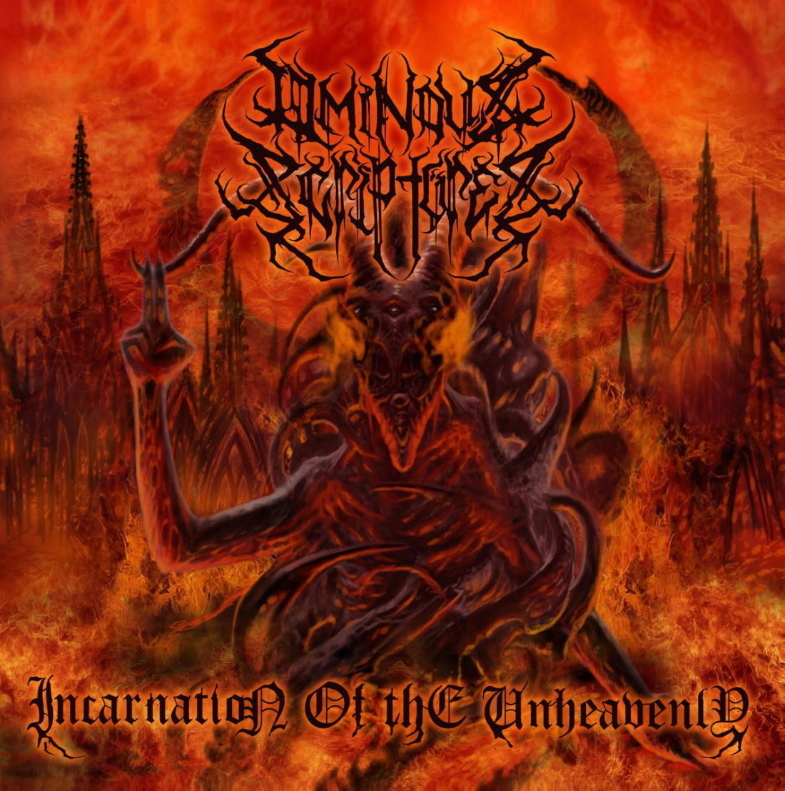 Ominous Scriptures - Incarnation of the Unheavenly