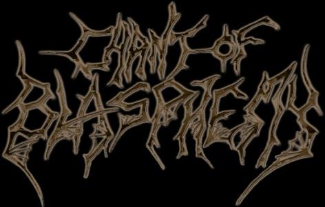 Chant of Blasphemy - Logo