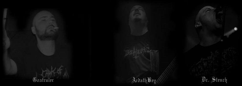 Chant of Blasphemy - Photo