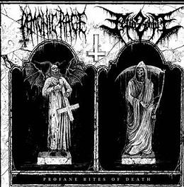Demonic Rage / Fetid Zombie - Profane Rites of Death