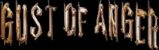 Gust of Anger - Logo