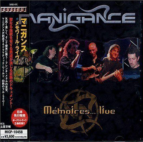 Manigance - Mémoires... Live