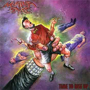 Murder Spree - Time to Rise Up