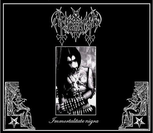 Ahriman - Immortalitate Nigra