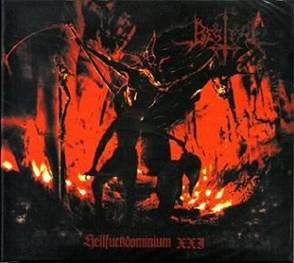 Bestial - Hellfuckdominium XXI