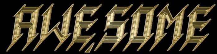 AWE.SOME - Logo