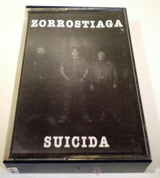 Zorrostiaga - Suicida