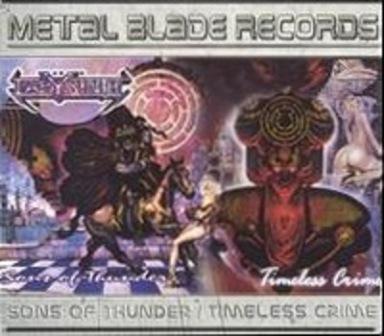 Labÿrinth - Sons of Thunder / Timeless Crime