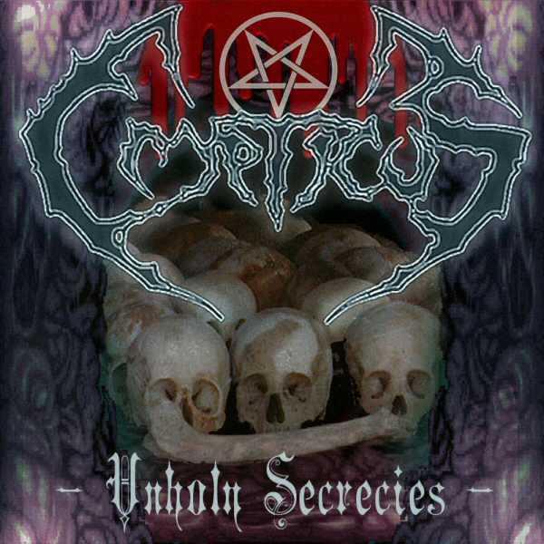 Crypticus - Unholy Secrecies