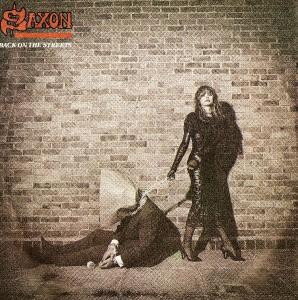 Saxon - Back on the Streets