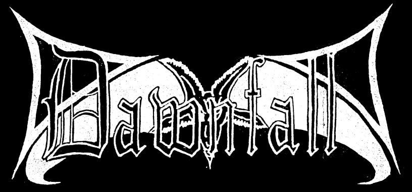 Dawnfall - Logo