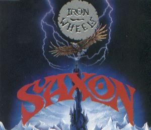 Saxon - Iron Wheels
