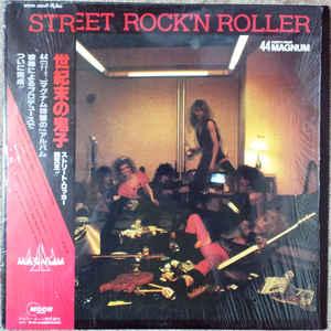44 Magnum - Street Rock'n Roller