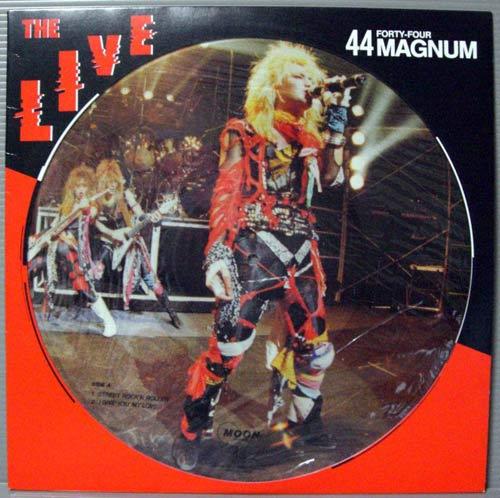 44 Magnum - The Live