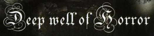 Deep Well of Horror - Logo
