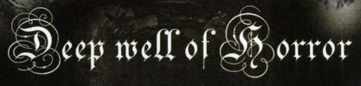 Deep Well of Horror - Logo