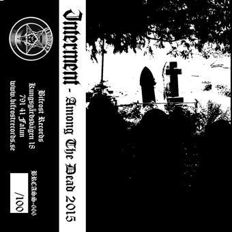 Interment - Among the Dead
