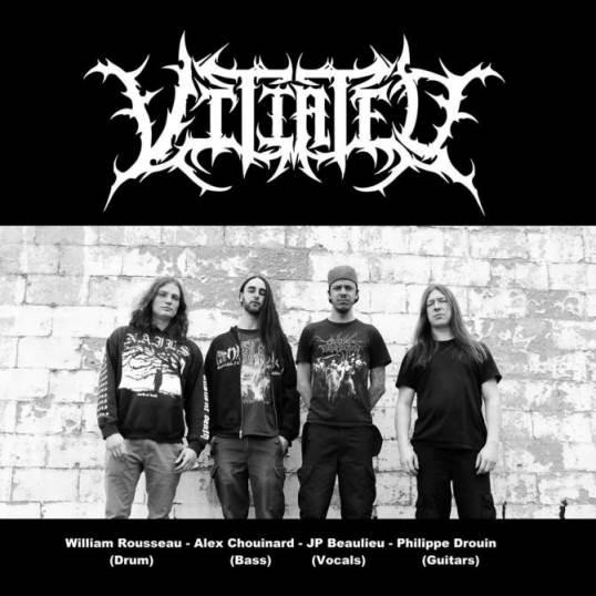 Vitiated - Promo 2015