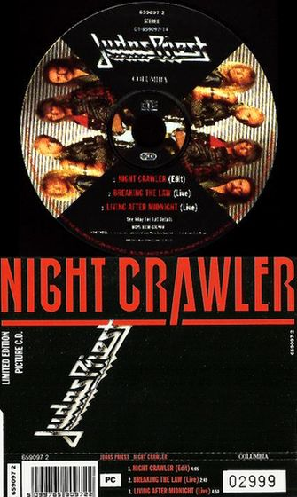 Judas Priest - Night Crawler