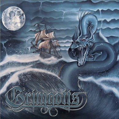 Grimgotts - Here Be Dragonlords