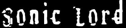 Sonic Lord - Logo