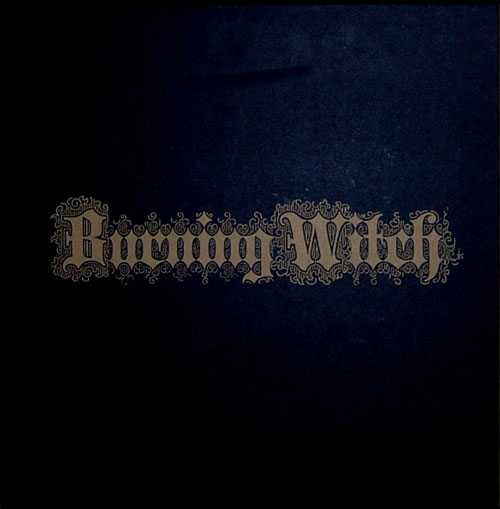 Burning Witch - Crippled Lucifer