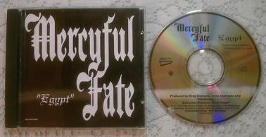 Mercyful Fate - Egypt