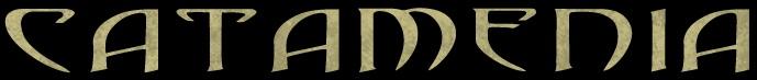 Catamenia - Logo