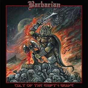 Barbarian - Cult of the Empty Grave
