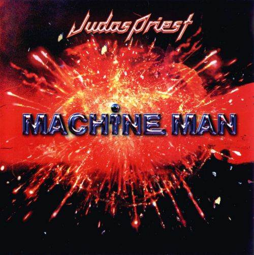 Judas Priest - Machine Man