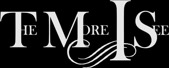 The More I See - Logo