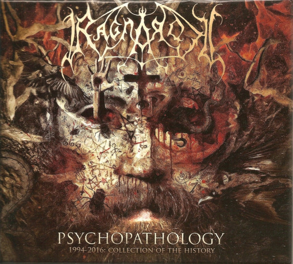 Ragnarok - Psychopathology 1994-2016: Collection of the History
