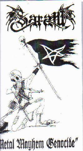 Saram - Metal Mayhem Genocide - Encyclopaedia Metallum: The Metal