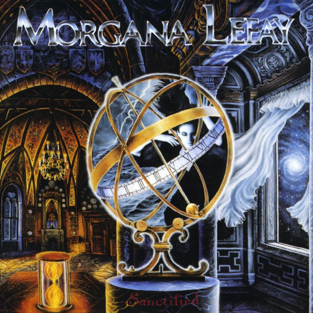 Morgana Lefay - Maleficium Album Lyrics | Metal Kingdom