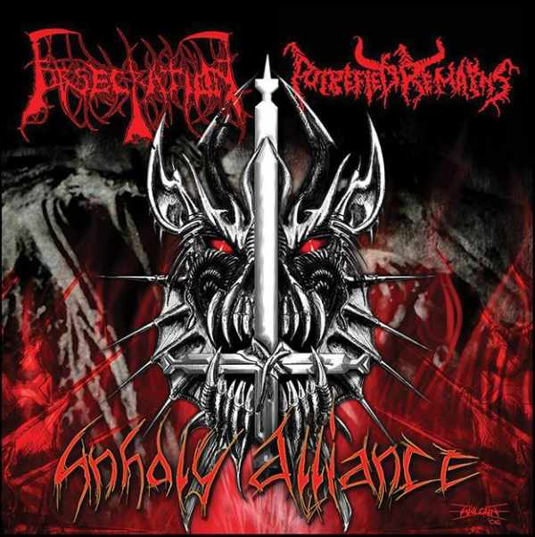 Obsecration / Putrefied Remains - Unholy Alliance