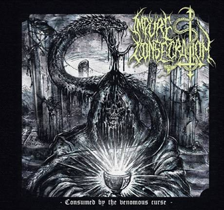 Impure Consecration - Consumed by the Venomous Curse