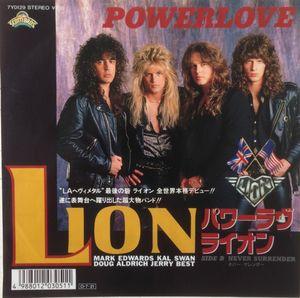 Lion - Powerlove