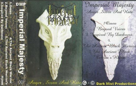Imperial Majesty - Anger, Scorn and Hate