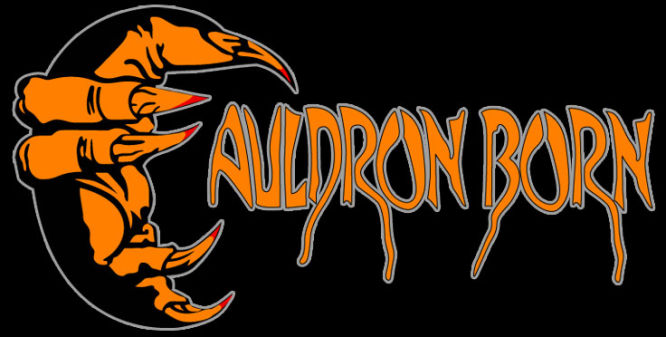Cauldron Born - Logo