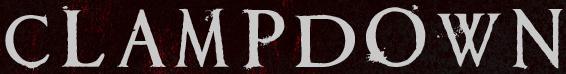 Clampdown - Logo
