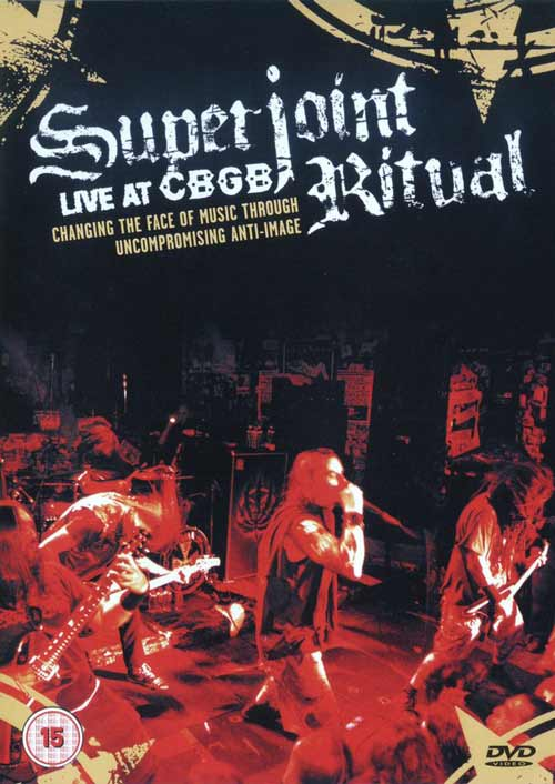Superjoint Ritual - Live at CBGB