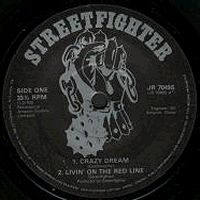 Streetfighter - Crazy Dream