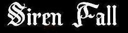 Siren Fall - Logo