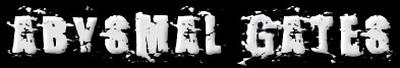 Abysmal Gates - Logo