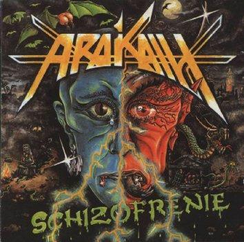 Arakain - Schizofrenie