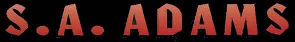 S.A. Adams - Logo