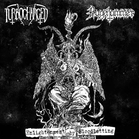 Turbocharged / Ragehammer - Enlightenment by Bloodletting