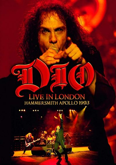 Dio - Live in London: Hammersmith Apollo