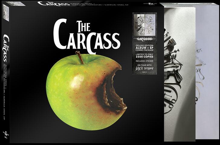 Carcass - The Carcass